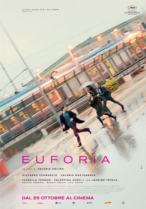 locandina film Euforia