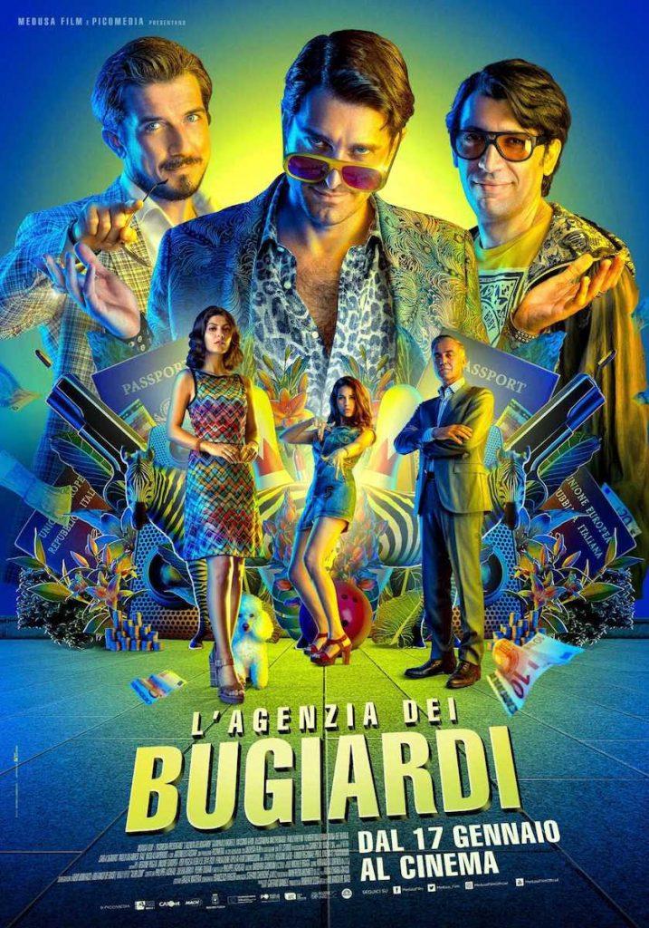 L'Agenzia dei Bugiardi, il film diretto da Volfango De Biasi, vede  protagonisti il seducente Fred (Giampaolo Morelli), l'esperto di tecnologia  Diego ...